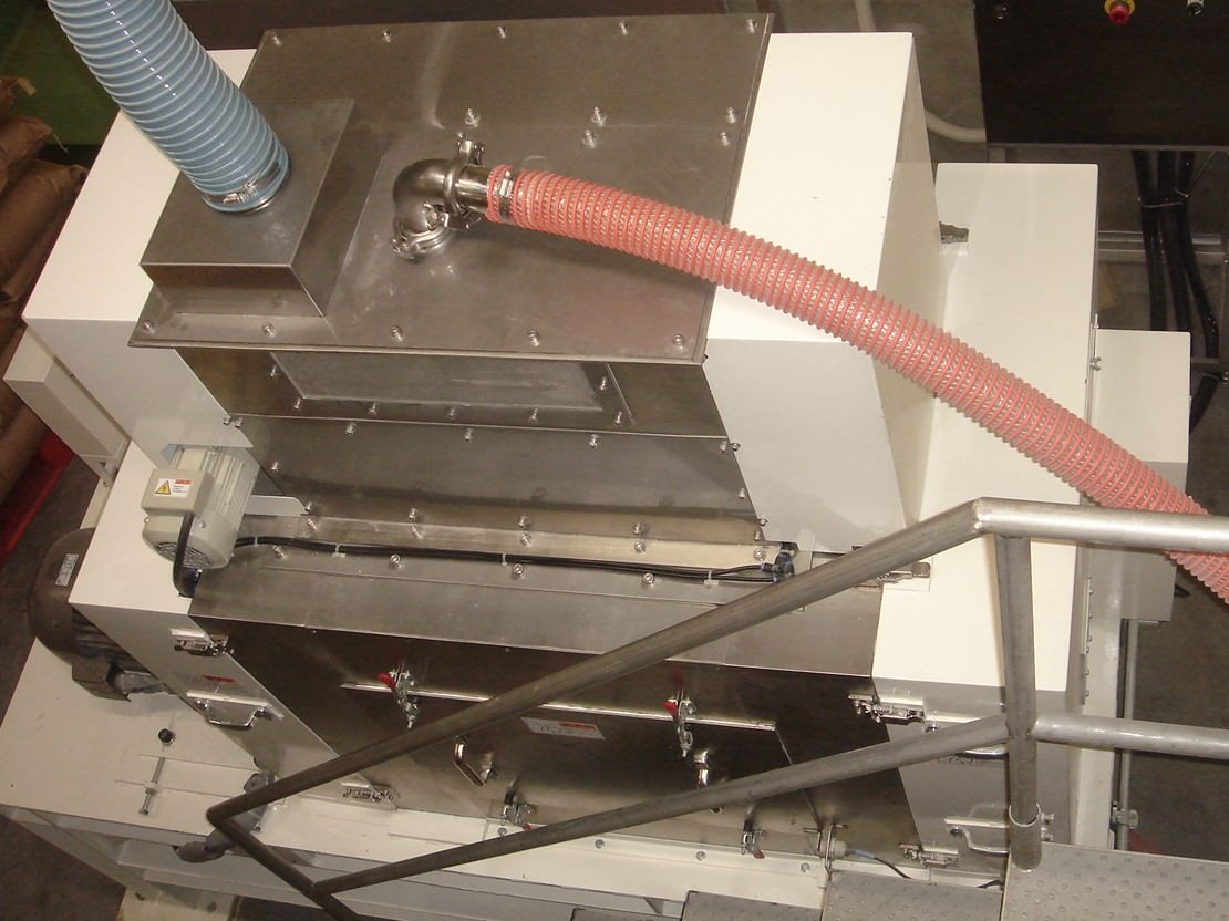 Equipment for Non-Soaking Production Method image.