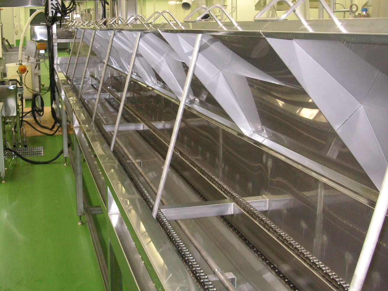 Steam Maturing Section image.