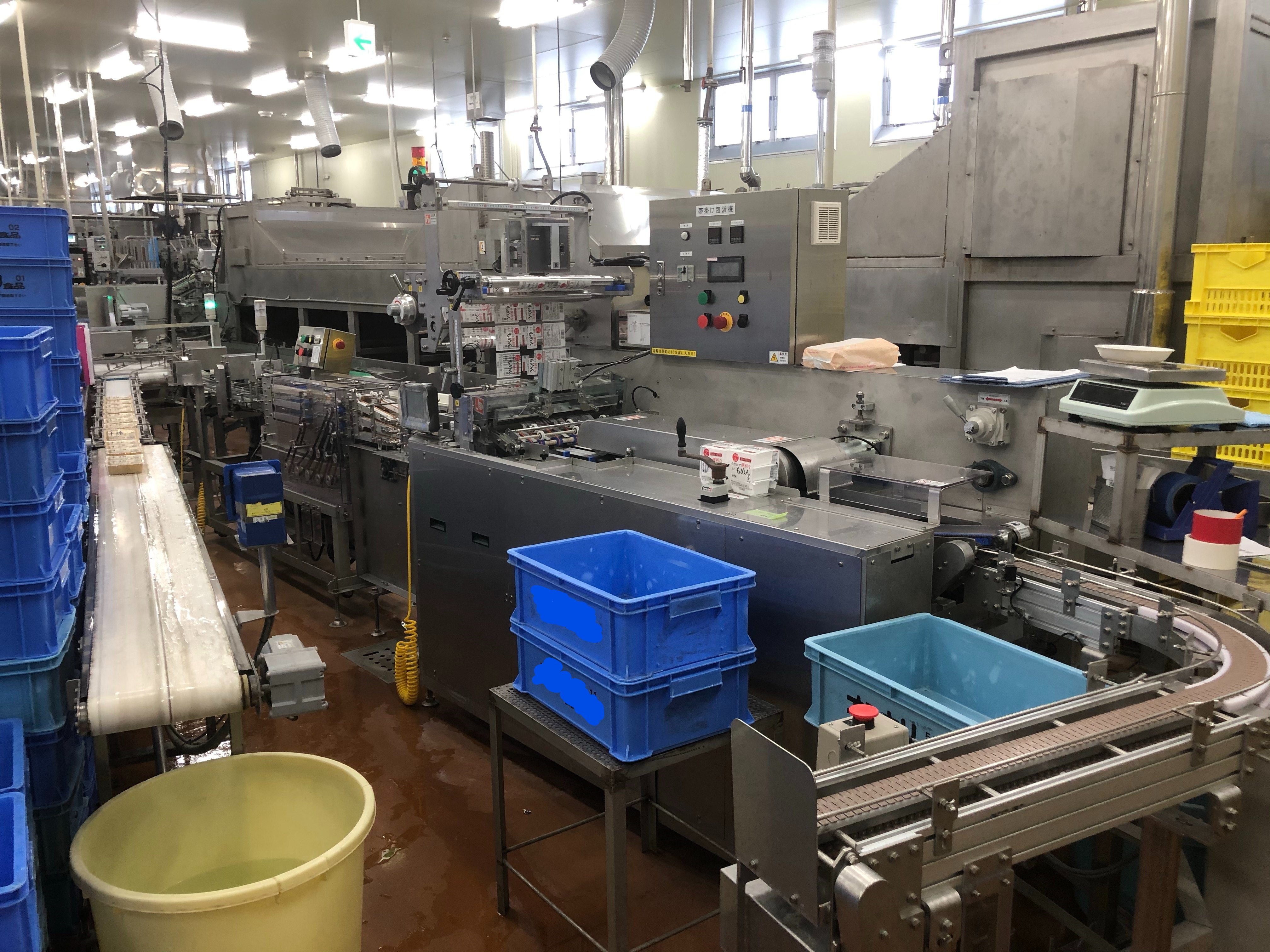 Stacking Type Secondary Packaging Machines image.